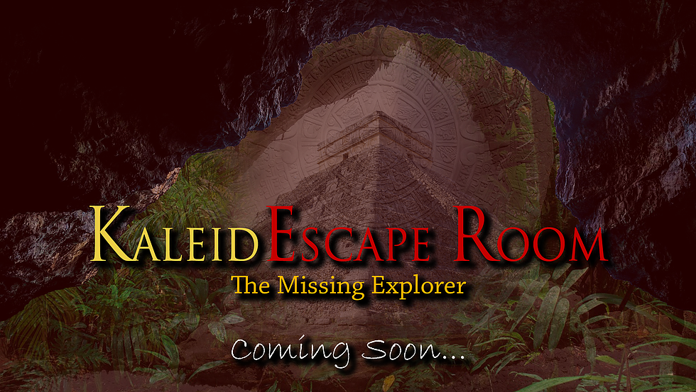 KaleidEscape Room - The Missing Explorer