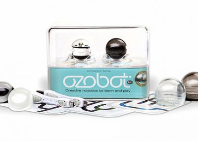 Ozobots - creative robotics to learn and play