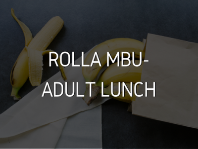 Rolla MBU Adult Lunch