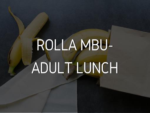 Rolla MBU Adult Lunch