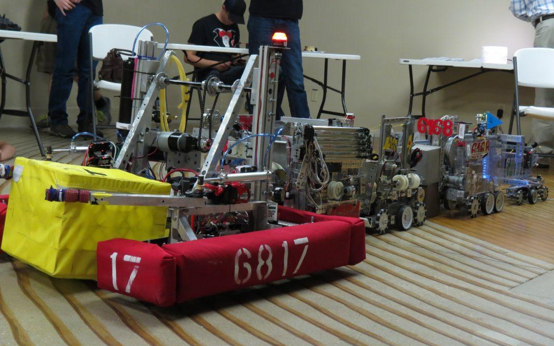 Rolla Robotics Teams Celebrate Sponsors