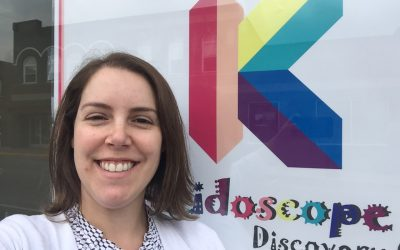 Kathryn Hawes joins the Kaleidoscope Discovery Center Team!