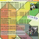 Kaleidoscope Discovery Center 2021 Summer Camps