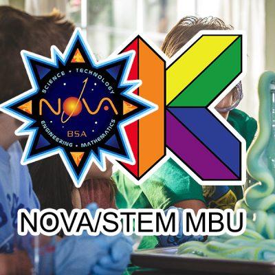 NOVA Merit Badge University